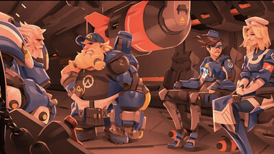Update: New 'Overwatch' Insurrection Event Trailer Leaked