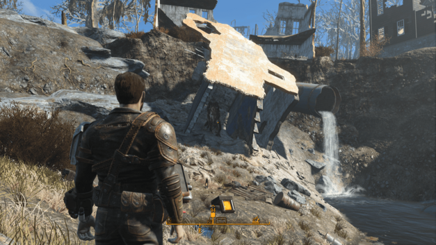 Fallout 4 graphic