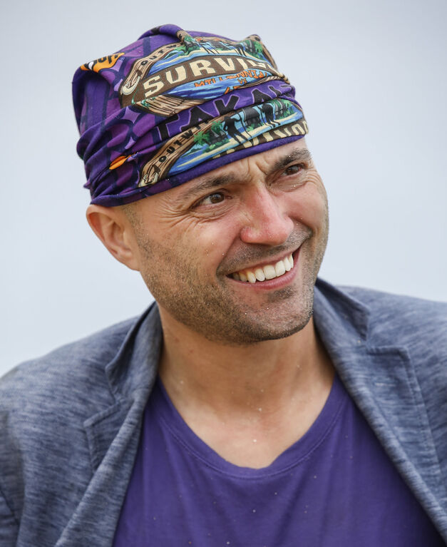 David Wright Survivor season 33 Gen Xers Takali tribe