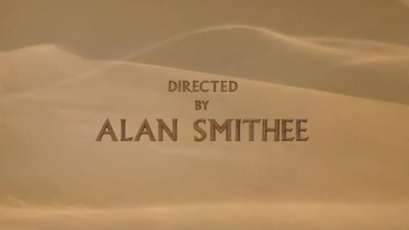 Alan Smithee title card.
