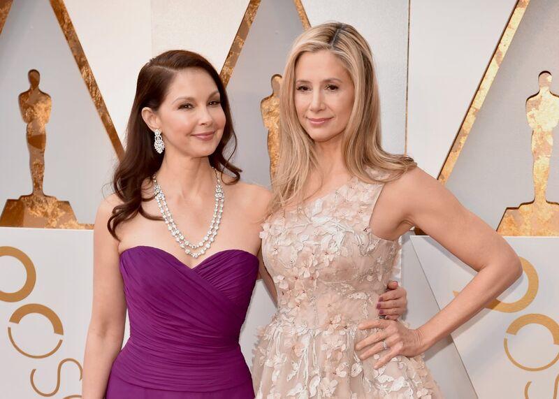 Oscars 2018 Judd and Sorvino