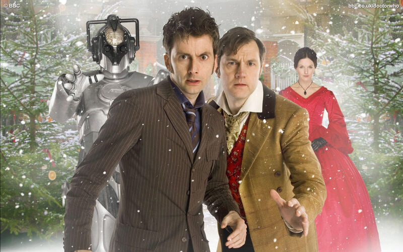 The Next Doctor David Tennant Doctor Who cyberman