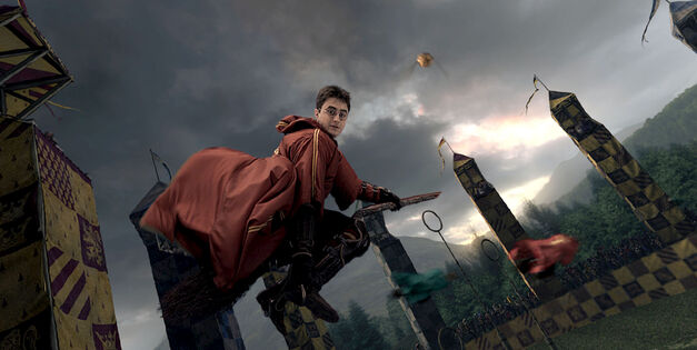 Harry-Potter-Playing-Quidditch