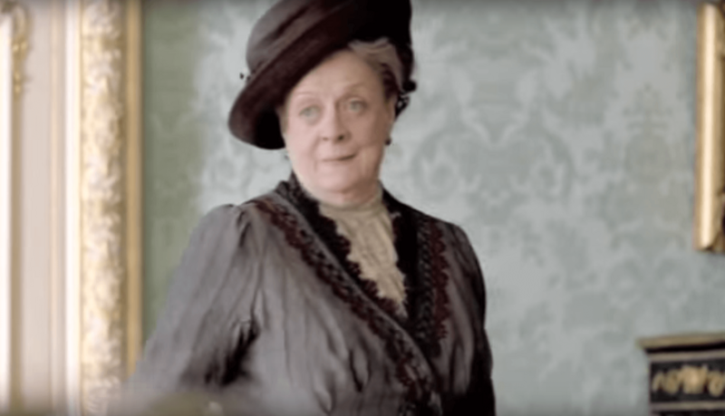 Dowager-Middle-Class