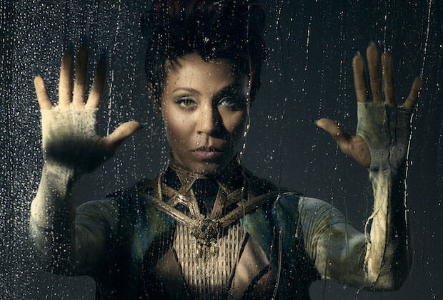 Jada Pinkett Smith as Fish Mooney in Gotham: Mad City