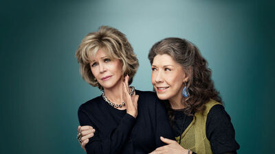 'Grace and Frankie' Returns May 6