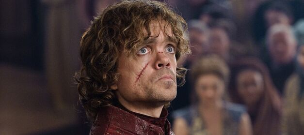tyrion game of thrones fresh scar