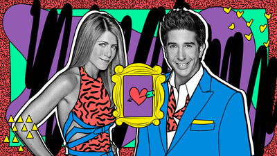 Ross and Rachel's Turbulent History: A 'Friends' Timeline