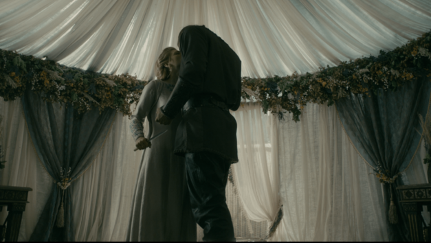lagertha-kalf-wedding