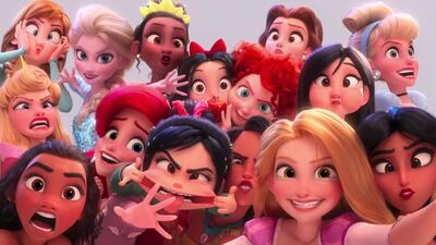 Could 'Wreck-It Ralph's Vanellope Be the 15th Official Disney Princess?