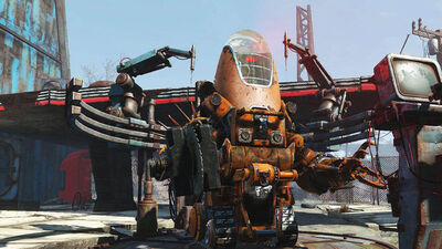 'Fallout 4': Automatron Robot Workshop Guide