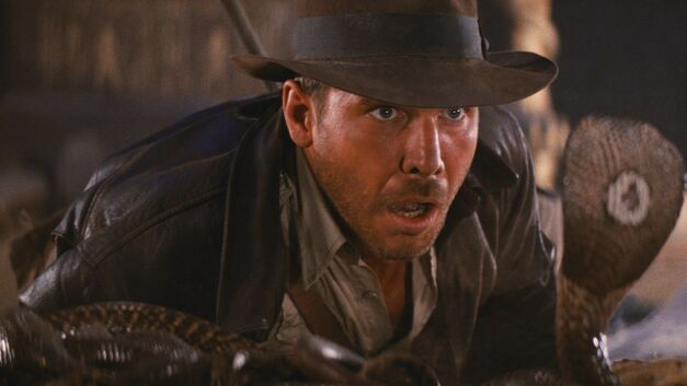 Raiders-of-the-Lost-Ark1 indiana jones harrison ford vs snake