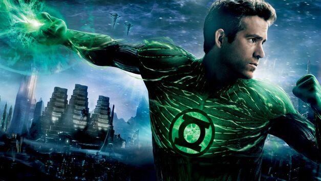 green lantern ryan reynolds 2