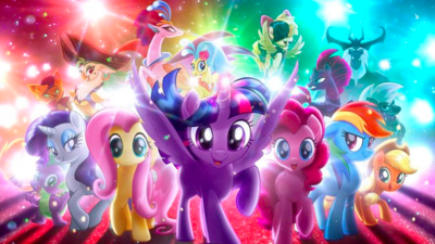 'My Little Pony: The Movie' Trailer Debut: Recognize All These Famous Voices?
