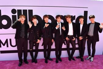 Proof K-pop Band BTS Owned the Billboard Music Awards Before It Even Started