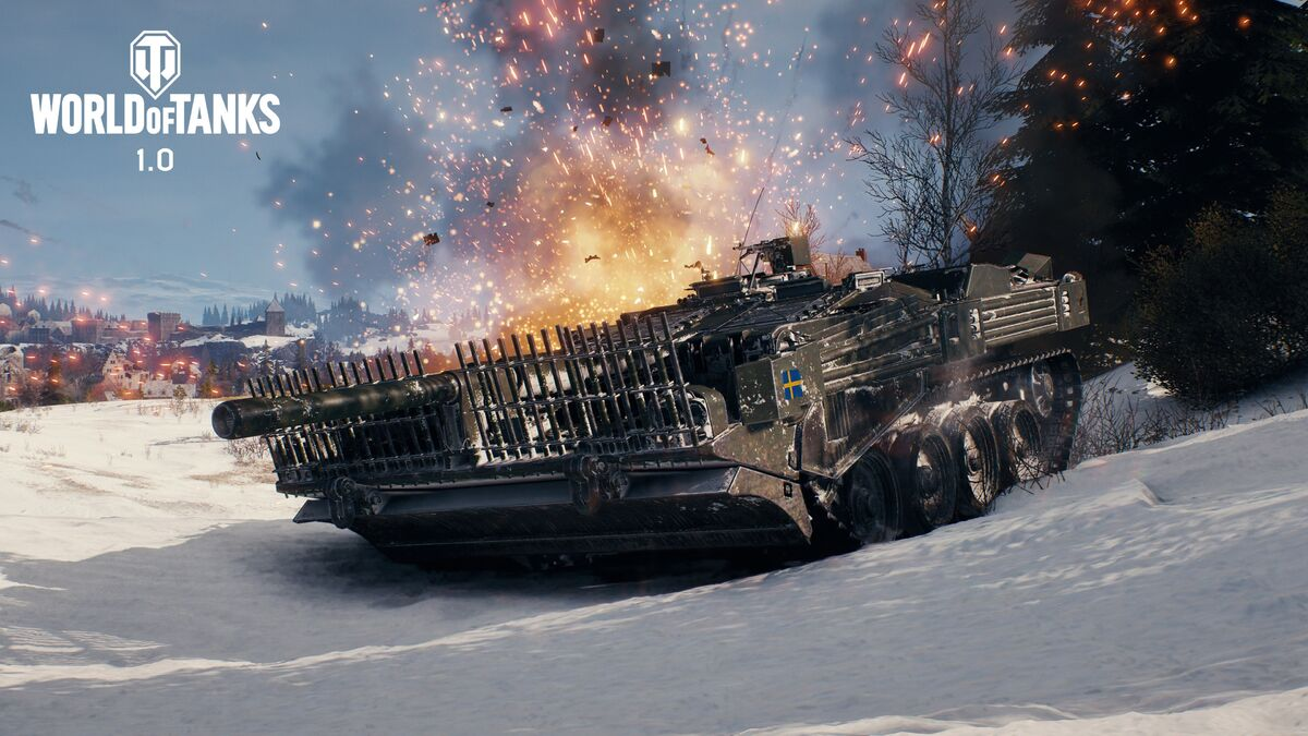 Eight Years After Launch World Of Tanks Is Finally Worth Checking Out Fandom