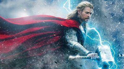 'Thor: Ragnarok' Pics Tease A Cool Cameo