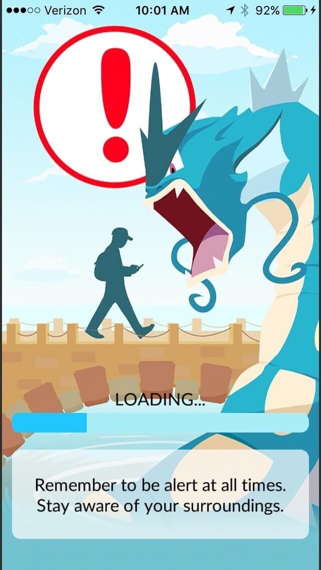 Pokemon Go Starter Guide Pay Attention