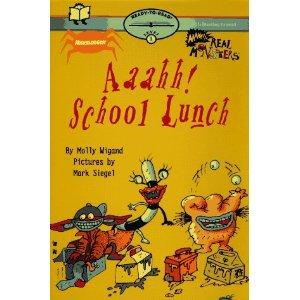 Aaahh!!! School Lunch