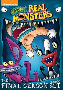 AaahhRealMonsters S4 Shout