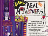 Aaahh!!! Real Monsters (arcade game)