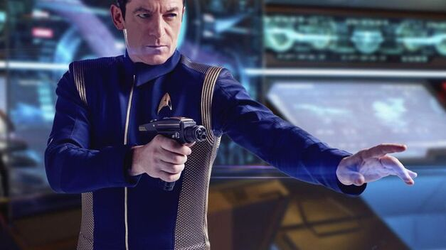 Jason Isaacs as Captain Lorca