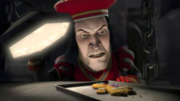 Lord Farquaad from 'Shrek'