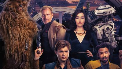The Complete Film History of 'Solo: A Star Wars Story'