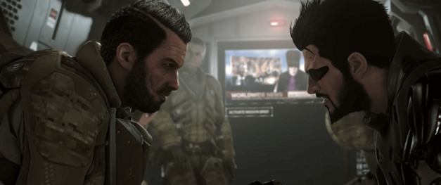 Deus Ex Mankind Divided 101 Task Force 29