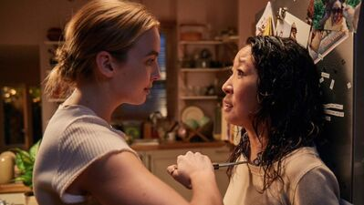 'Killing Eve' Review: A Super Spy Show With Style and Substance