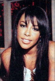 Aaliyah still from last interview
