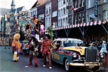 1968 De Zjoevers (c) DAK De 75 Stoeten van Aalst
