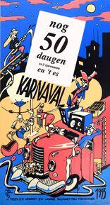 Aftelkalender 1993 De Pagadetten