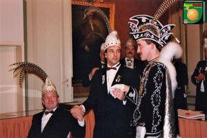 De Prinsencaemere 1992 Simon D'hondt, Kris De Poorter, Pascal Solemé
