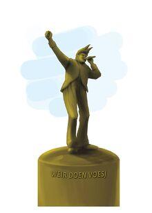 Standbeeld Kamiel