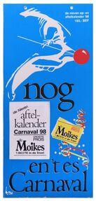 Aftelkalender 1998 De Moikes
