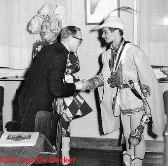 1957 Don Marco Fransky Foto Luc De Decker