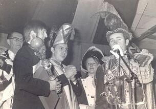 Prinsenverkiezing 1970 - Jean Paul De Boitselier en Luc Peirlinck