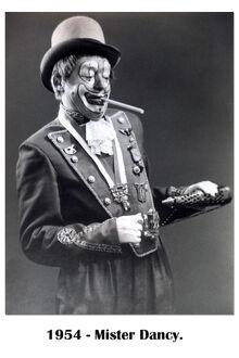 1954-1 Mister Dancy