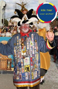 Homepage carnavalslintje.be