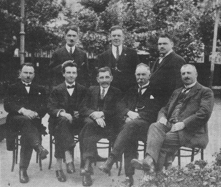 Eerste Feestcomité DVP 19081977