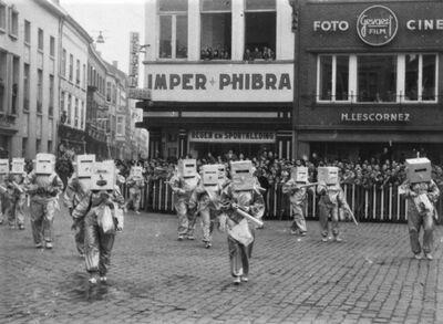 1958-50 Vriendenkring Mijlbeek