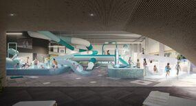 Plannen Stedelijk Zwembad