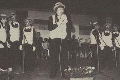 Antoine en de Chevaliers Driekoningenfeest 1978