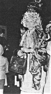 Michel Cleemput Miss Voil Jeanet 1979 De Voorpost 19091980