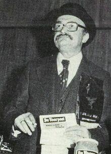 Dolf Boel De Voorpost 6 januari 1978 (1)
