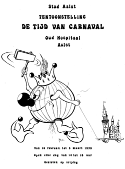 De tijd van carnaval 1979