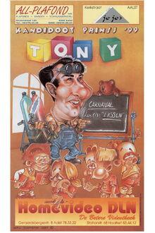 1999-1 Prins Tony groot