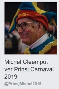 Facebook Michel ver 2019