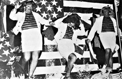 The Star Sisters 1984 Jempi Balou Michel Carnavalsboek 1975-1985 DAK (bijgewerkt Wiki)